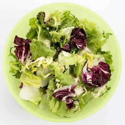 Σαλάτες κομμένες